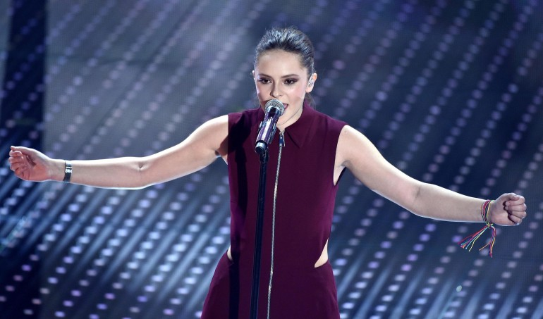 Francesca Michielin va all' Eurovision song contest