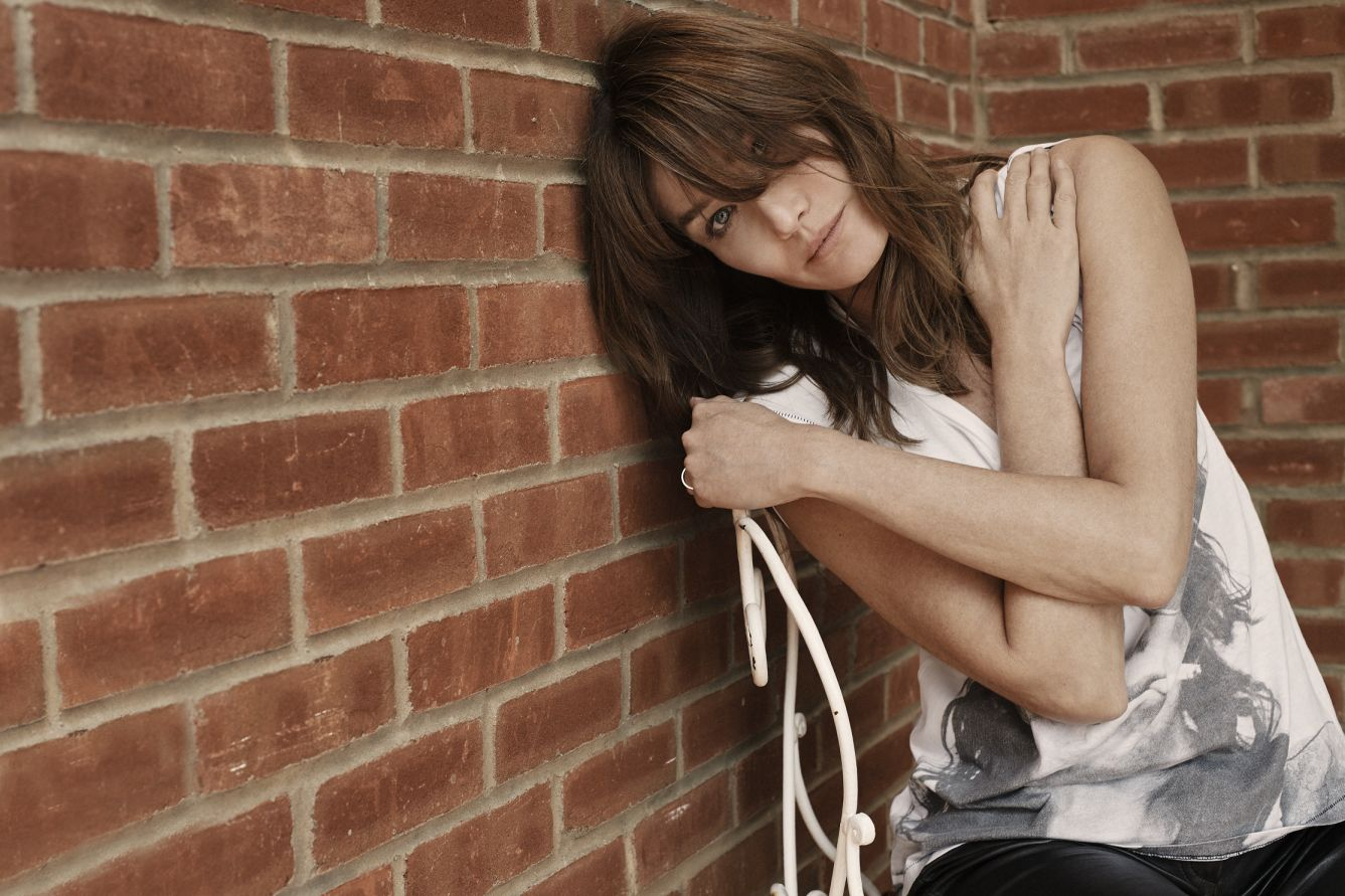 "CARLA BRUNI IN ITALIA CON IL NUOVO ALBUM ""FRENCH TOUCH"""