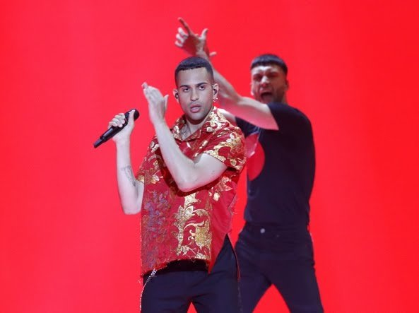 A Mahmood bastavano 27 punti per diventare Leader italiano dell'Eurovision Song Contest in Israele