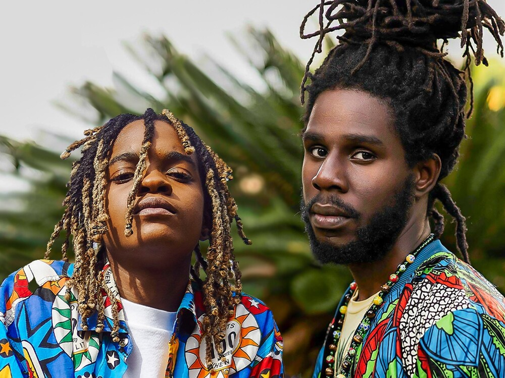 Messaggio per Amadeus: Chronixx and Koffee Live O2 all'Arena di Birmingham. Luv One Luv all Promotions