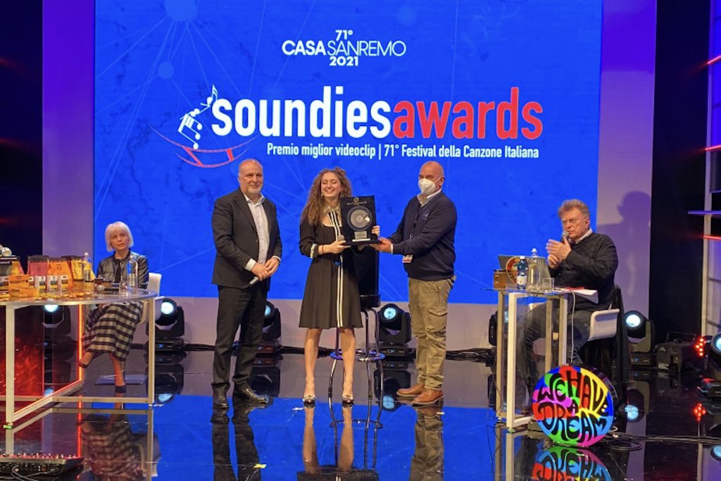 """Che ne So"" di Elena Faggi vince il Premio Soundies Awards 2021"